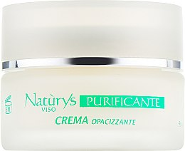 Духи, Парфюмерия, косметика Крем для лица очищаючий - Bema Cosmetici Naturys Vanity Purifying Cream