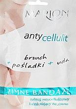 Духи, Парфюмерия, косметика Холодные повязки на тело - Marion Anti-Cellulite Cool Bandages