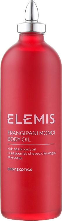 Масло для тела «Франжипани-Монои» - Elemis Frangipani Monoi Body Oil
