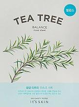 Духи, Парфюмерия, косметика Тканевая маска - It's Skin The Fresh Tea Tree Mask Sheet