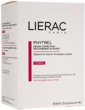 Духи, Парфюмерия, косметика Ампулы для укрепления кожи бюста - Lierac Phytrel Ampoules (20*5ml)