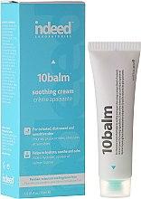 Духи, Парфюмерия, косметика Успокаивающий крем для раздраженной и чувствительной кожи лица - Indeed Laboratories 10 Balm Soothing Cream