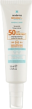 Духи, Парфюмерия, косметика Солнцезащитный крем для детей - Sesderma Repaskin Pediatrics Mineral Baby Emulsion SPF50+