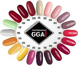 Гель-лак для ногтей - GGA Professional Gel Polish — фото N2