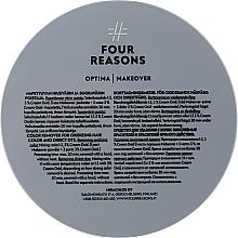 Духи, Парфюмерия, косметика Средство для удаления краски с волос - KC Professional Four Reasons Optima Makeover Color Remover