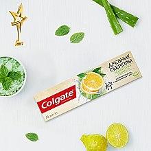 """Зубная паста """"Древние секреты. Безупречная свежесть"""" - Colgate — фото N9"""