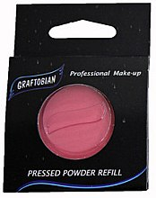 Духи, Парфюмерия, косметика Румяна для лица - Graftobian Powder Blush Pan Refills (сменный блок)