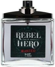 Духи, Парфюмерия, косметика Mango Rebel Hero Wanted - Туалетная вода (тестер без крышечки)