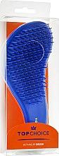 Духи, Парфюмерия, косметика Щетка для волос, 63909 , сине-оранжевая - Top Choice