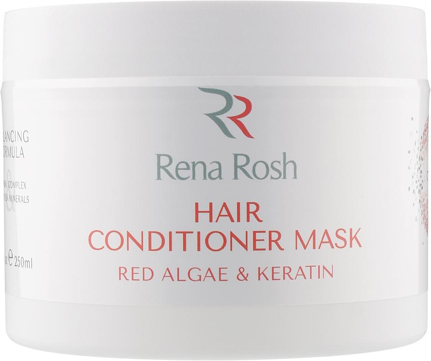 Маска-кондиционер для волос с красными водорослями и кератином - Rena Rosh Hair Conditioner Mask