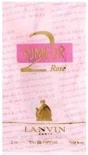 Духи, Парфюмерия, косметика Lanvin Rumeur 2 Rose - Парфюмированная вода (пробник)
