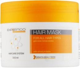 Духи, Парфюмерия, косметика Маска для всех типов волос - Tico Professional Expertico Mask