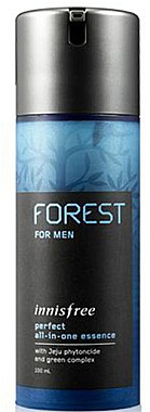 Сыворотка для мужчин - Innisfree Forest For Men Perfect All-in-one Essence — фото N1