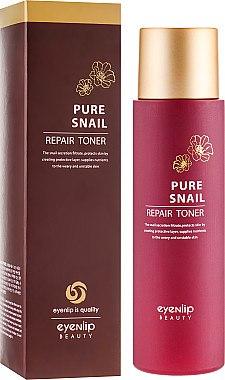 Тонер для лица с улиточным муцином - Eyenlip Pure Snail Repair Toner
