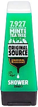"""Духи, Парфюмерия, косметика Гель для душа """"Мята и Чайное дерево"""" - Original Source Mint & Tea Tree Shower Gel"""