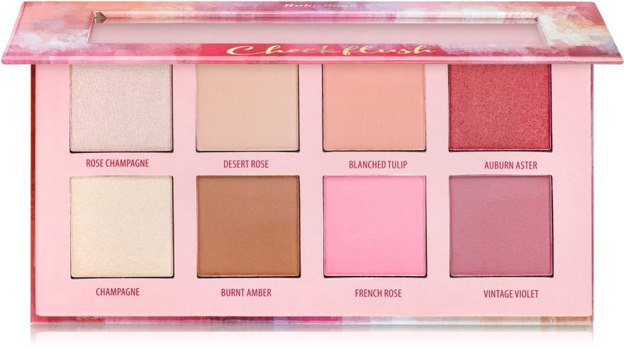 Палетка для макияжа, HB-7507 - Ruby Rose Cheek Blush