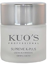Духи, Парфюмерия, косметика Крем для лица омолаживающий - Kuo's Supreme K-Plus Firming Cream