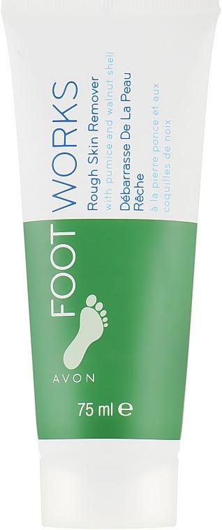 Средство для смягчения огрубевшей кожи ног - Avon