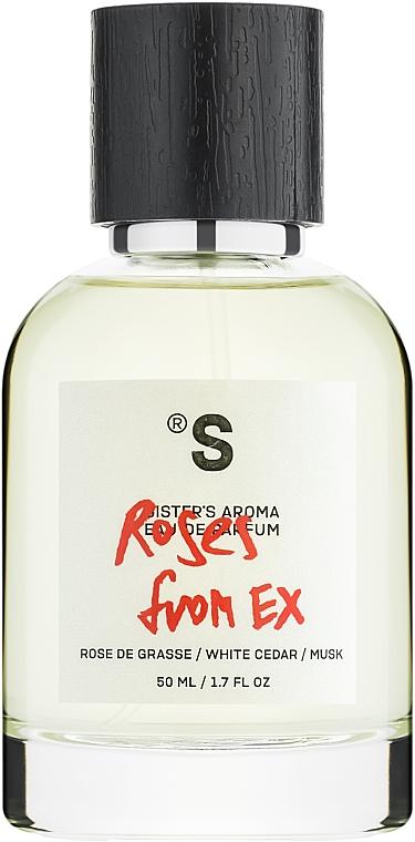 Sister's Aroma Roses From Ex - Парфюмированная вода