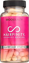 Духи, Парфюмерия, косметика Витамины для волос - Brock Beauty HairFinity Healthy Hair Vitamins
