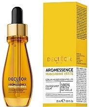 Духи, Парфюмерия, косметика Сыворотка с эфирными маслами для сияния кожи лица - Decleor Aromessence Green Mandarin Oil Serum
