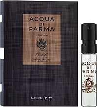Духи, Парфюмерия, косметика Acqua di Parma Colonia Oud - Одеколон (пробник)