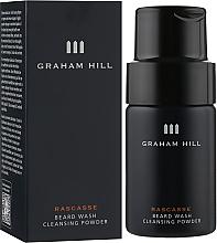Духи, Парфюмерия, косметика Очищающий порошок для бороды - Graham Hill Rascasse Beard Wash Cleansing Powder