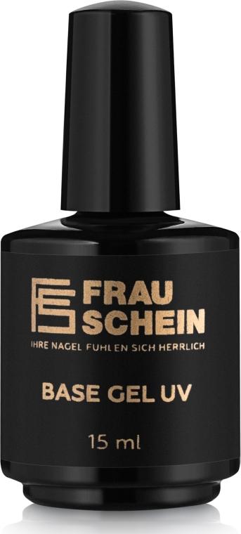 Базовое покрытие для гель-лака - Frau Schein Base Gel UV
