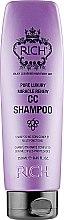 Духи, Парфюмерия, косметика Восстанавливающий шампунь для волос - Rich Pure Luxury Miracle Renew CC Shampoo