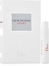 Духи, Парфюмерия, косметика Dior Homme Sport 2012 - Туалетная вода (пробник)