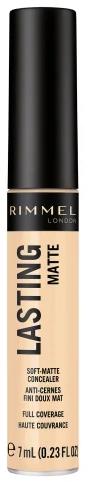 Матовый консилер - Rimmel London Lasting Matte Concealer
