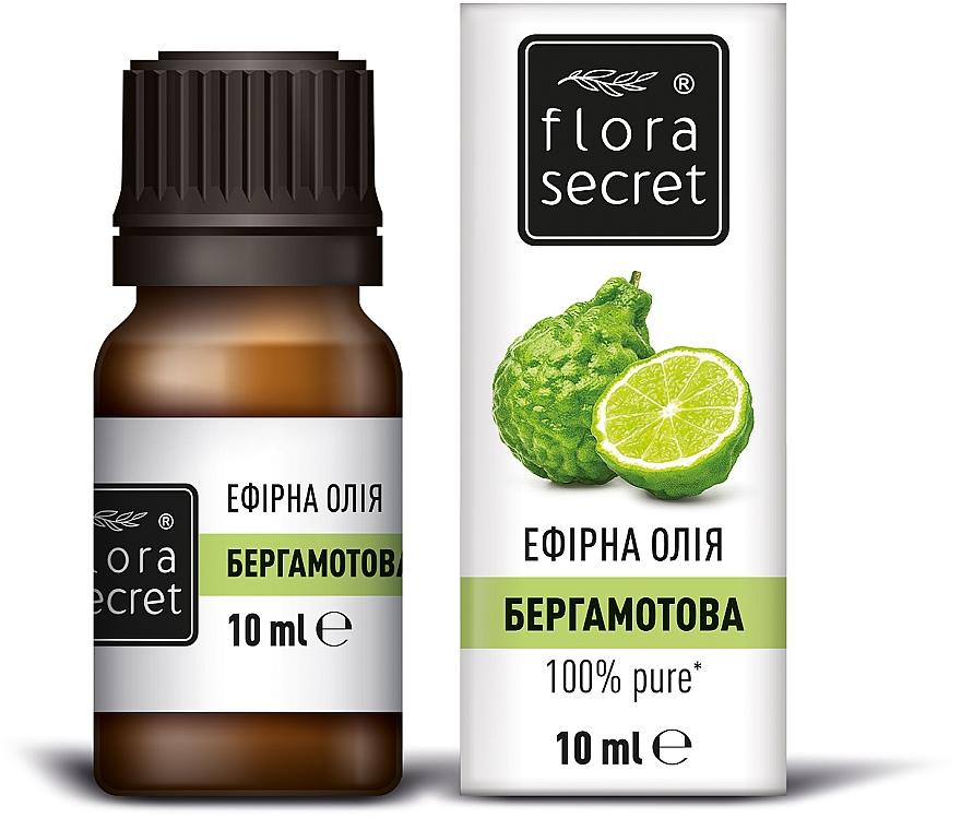 Эфирное масло бергамота - Flora Secret
