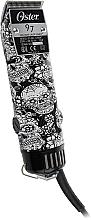 Духи, Парфюмерия, косметика Машинка для стрижки роторная - Oster 97 97-44 Skull
