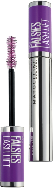 Тушь для ресниц - Maybelline New York The Falsies Lash Lift — фото N2
