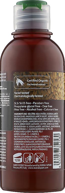 Шампунь для обсягу і зміцнення волосся - Screen Volumize Bodifying Shampoo  — фото N2