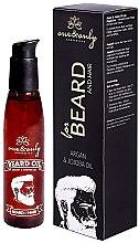 "Духи, Парфюмерия, косметика Масло для бороды ""Аргана и жожоба"" - One&Only Cosmetics For Beard&Hair Argan&Jojoba Beard Oil"