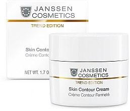 Духи, Парфюмерия, косметика Обогащенный anti-age лифтинг-крем - Janssen Cosmetics Skin Contour Cream