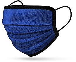 Парфумерія, косметика Багаторазова 6-шарова маска, синя - RiMAR