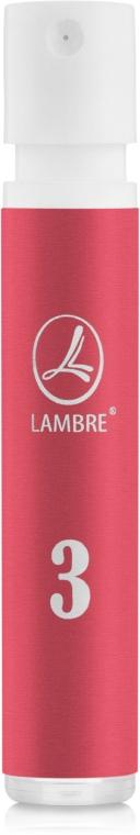 Lambre № 3 - Духи (пробник)