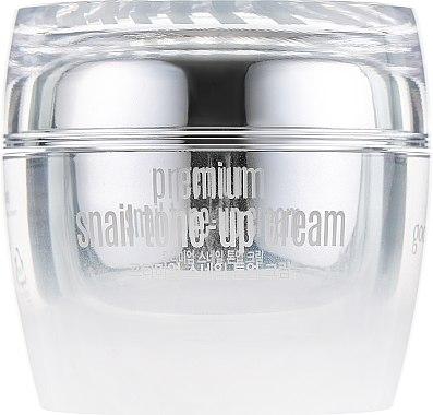 Крем для лица - Goodal Premium Snail Tone-Up Cream (тестер) — фото N1