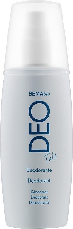 Дезодорант-спрей пролонгированного действия с тальком - Bema Cosmetici Bio Deo Deodorant