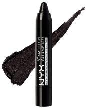 Духи, Парфюмерия, косметика База для губ чёрного цвета - NYX Professional Makeup Vamped Up! Lip Top Coat