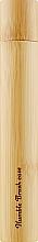 Духи, Парфюмерия, косметика Бамбуковый футляр для зубной щетки детский - The Humble Co. Toothbrush Case Kids