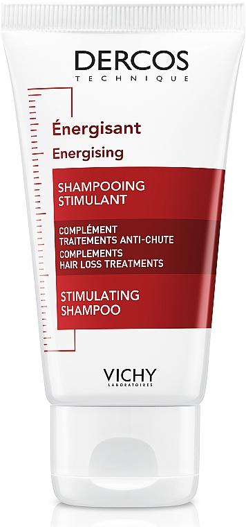 Шампунь для волос в подарок, при покупке ампул для волос Dercos от Vichy