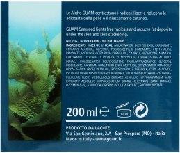 Крем для ног с дренажным эффектом - Guam Specialistica — фото N3