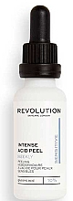 Духи, Парфюмерия, косметика Интенсивный пилинг для чувствительной кожи - Revolution Skincare Intense Acid Peel For Sensitive Skin