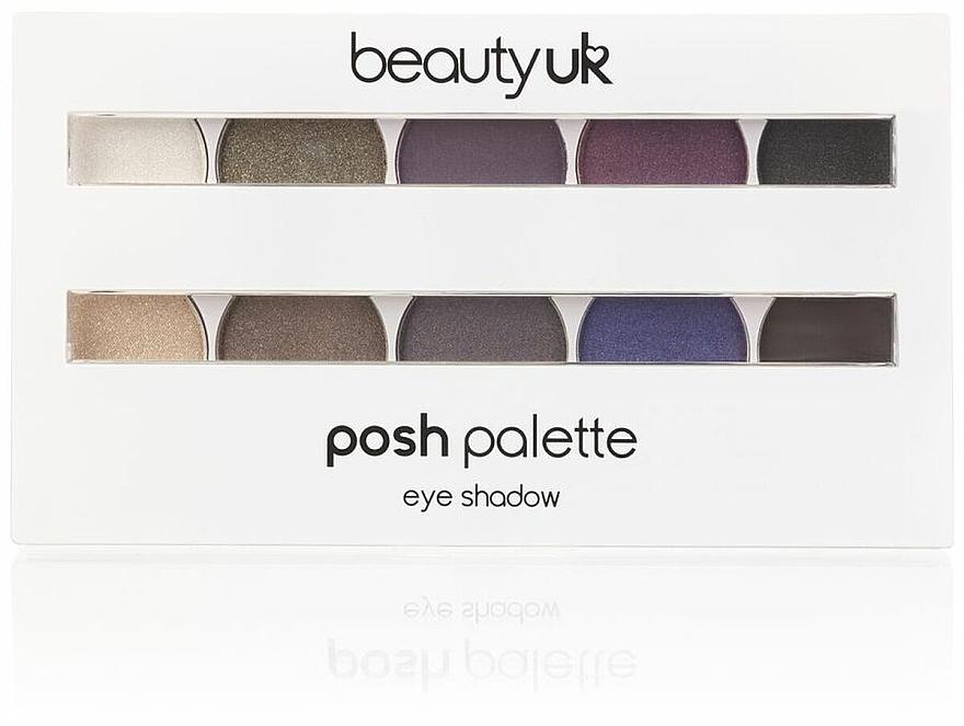 Палетка теней для век - Beauty UK Posh Eye Shadow Palette