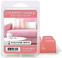 Парфумерія, косметика Віск для аромалампи - Country Candle Welcome Home Wax Melts