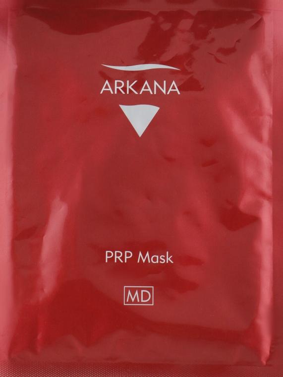 Моделювальна маска з пептидами та ефектом плазмоліфтингу - Arkana Remodeling Sheet Mask With Plasma — фото N1