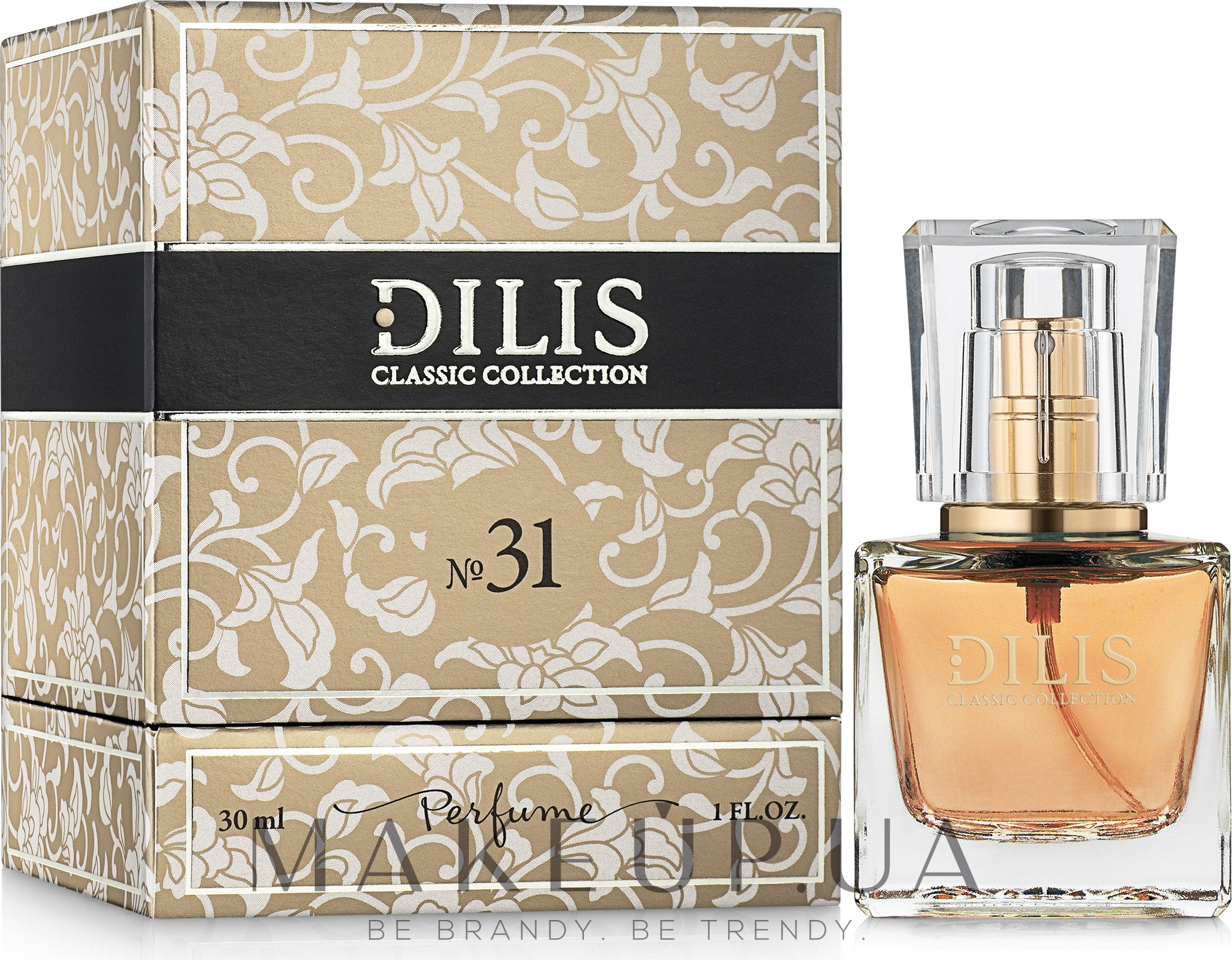 Dilis Parfum Classic Collection №31 - Духи — фото 30ml
